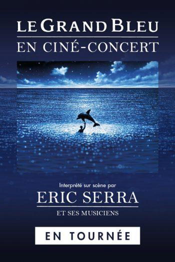 Le Grand Bleu visuel ciné concert