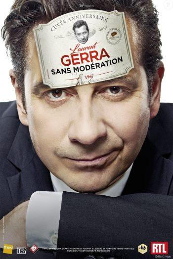 Laurent Gerra spectacle sans modération